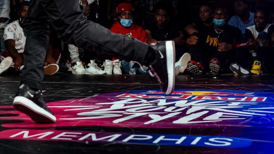 """<strong>Louisiana's """"Nick Fury"""" competes Sunday, Oct. 10 in Red Bull's Dance Your Style competition at Railgarten. </strong>(Ziggy Mack/Special to The Daily Memphian)"""