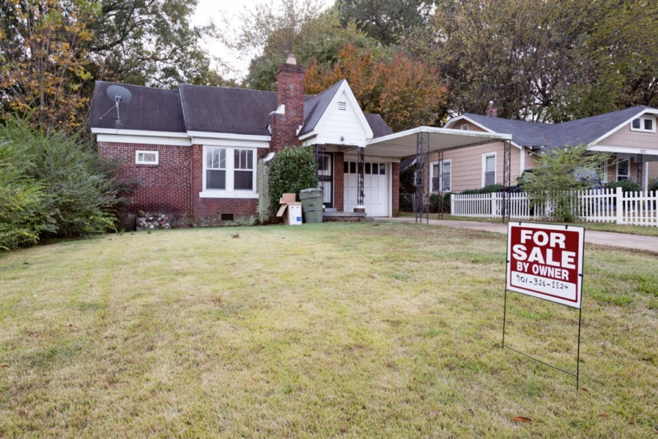 <strong>Memphis-area home sales were up 17.6% this September from the same month last year.</strong> (Daily Memphian file)