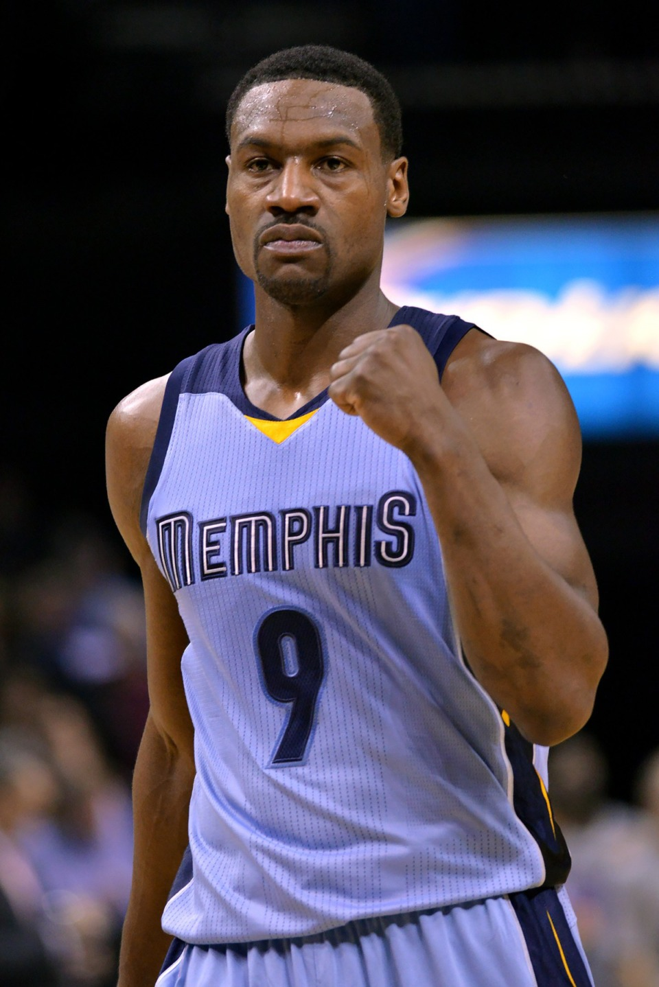<strong>Former Memphis Grizzlies player Tony Allen (in a file photo) was one of 18 former NBA players&nbsp;indicted last week in a case that alleges the group for defrauding a league health care plan of nearly $4 million.&nbsp;</strong>(AP Photo/Brandon Dill)