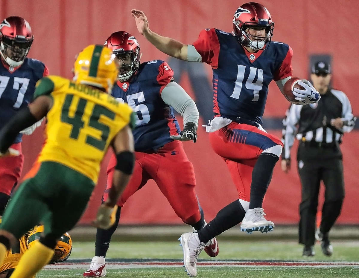 AAF struggling financially only two weeks into first season