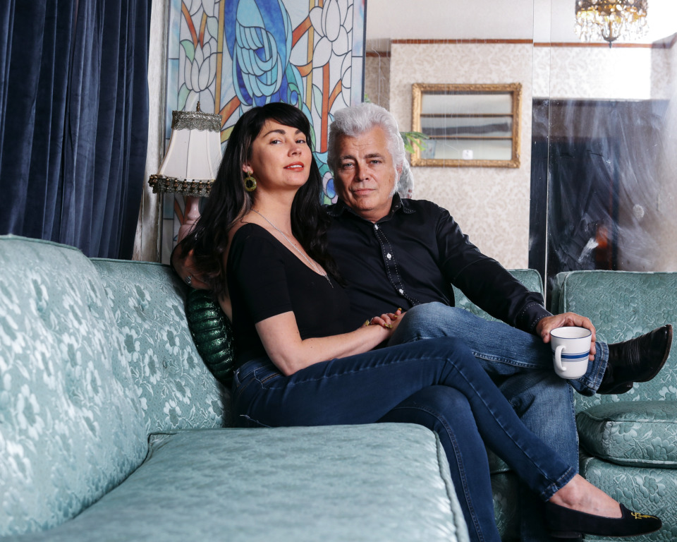 <strong>Celine Lee and Dale Watson renovated a home in Whitehaven&nbsp;to use as an Airbnb.</strong> (Houston Cofield/Daily Memphian)
