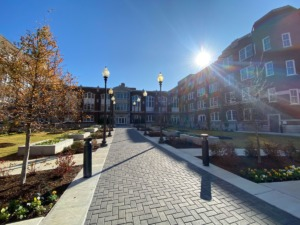 <strong>The University of Tennessee Health Science Center quadrangle. The College of Medicine&rsquo;s graduate medical education programs in Memphis, Jackson and Nashville are on probationary accreditaion. </strong>&nbsp;(Courtesy UTHSC)
