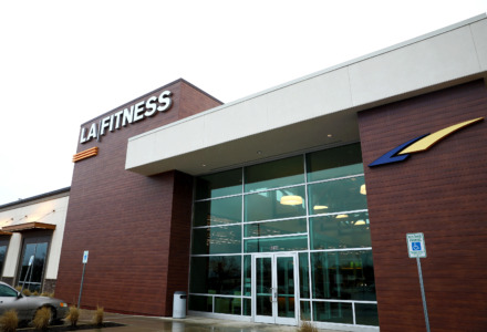 <strong>LA Fitness on Stage Road is one of the handful of projects that helped the Bartlett area break records in capital investment in 2018.</strong> (Houston Cofield/Daily Memphian)