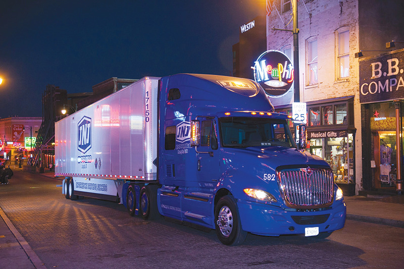 <strong>JNJ Logistics, founded in 1992, provides brokerage services, &ldquo;shuttling&rdquo; and just-in-time delivery in 48 states. It operates terminals in Georgia and Florida and has a fleet of more than 450 trucks.</strong> (Submitted)
