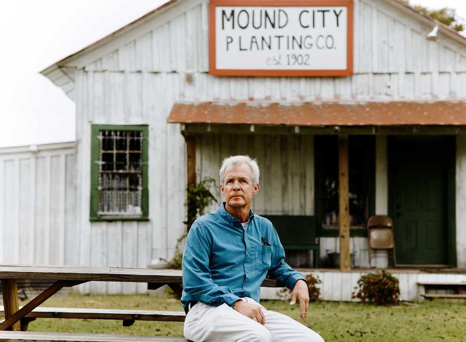 <strong>Memphians Charlie Lowrance and his wife, Emily,</strong> <strong>converted an old farm settlement of Mound City, Arkansas, into overnight rentals on Airbnb and other online platforms.</strong> (Houston Cofield/Daily Memphian)