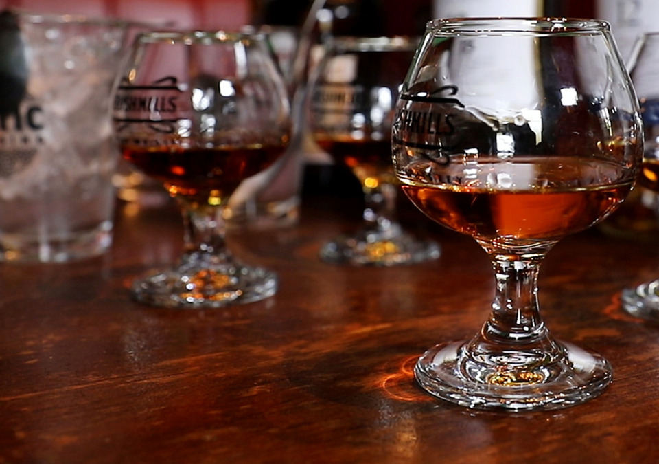 <strong>Learn about and taste a wide variety of Irish whiskeys March 14 when Destination: Delicious hosts the Irish Whiskey Extravaganza with Celtic Crossing.</strong> (Patrick Lantrip/Daily Memphian file)