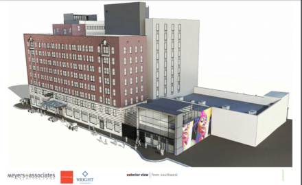 "<strong>With an influx of boutique hotels coming into Downtown Memphis, the new owners of the DoubleTree by Hilton are spending $47 million to turn the ""tired"" hotel into a one-of-a-kind lifestyle asset.</strong> (Submitted)"