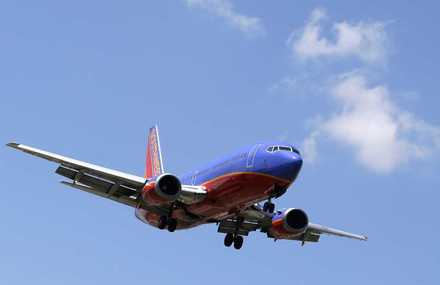 <strong>Southwest Airlines is launching its Memphis-to-Denver nonstop flight on Wednesday.</strong> <strong>The flight will depart Memphis at 10:30 a.m. weekdays, 10:45 a.m. Saturday and 12:50 p.m. Sunday.</strong> (Associated Press file)