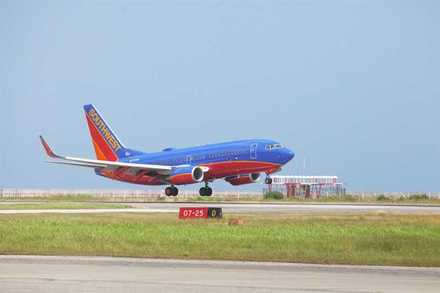 <strong>Southwest Airlines has received $500,000 in Memphis International Airport incentives for new nonstop flights since 2012.</strong> (File photo)