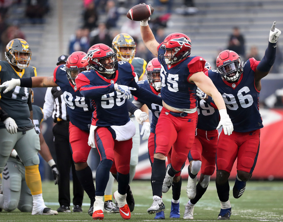 Wade: For AAF and Memphis Express, it was always fourth-and