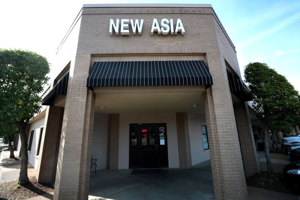 <strong>New Asia is one of the most popular spots in Germantown for authentic Chinese food lovers. The restaurant opened its doors in 2005 and offers a variety of chinese dishes with original recipes by chef Yong Hu.</strong> (Houston Cofield/Daily Memphian)