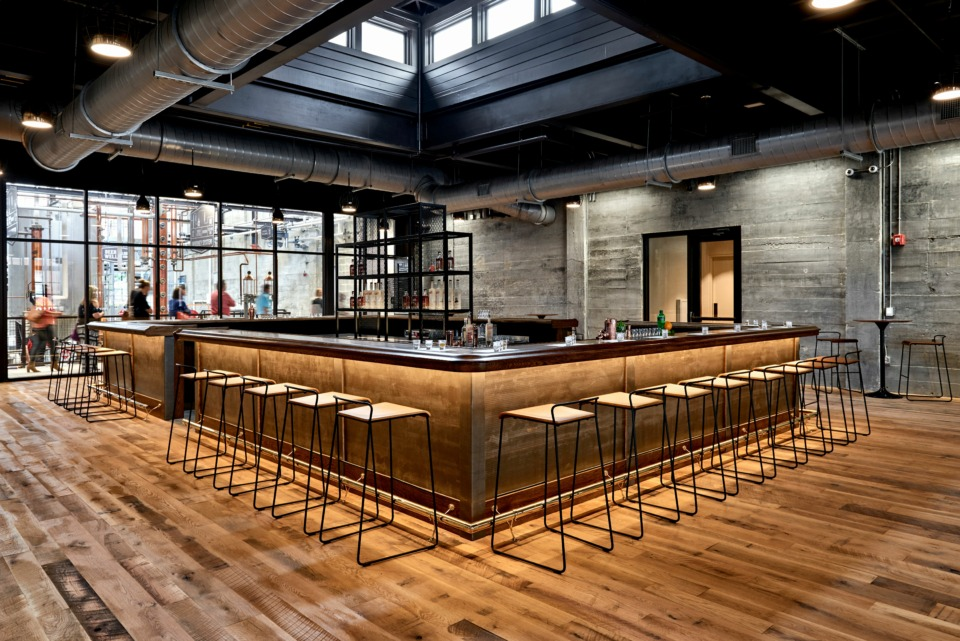 <strong>Old Dominick Distillery, a renovation/restoration by Looney Ricks Kiss is one of three recipients of the Honor Award of Excellence in the 2019 AIA Memphis Design Awards.&nbsp;</strong>Nicholas McGinn