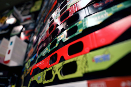 <strong>In addition to protective glasses for solar eclipses, American Paper Optics also makes 3D glasses,</strong>&nbsp;<strong>decoders that reveal hidden messages, glasses with whimsical custom frames, and glasses that create special effects when the wearer sees fireworks or Christmas lights.</strong> (Patrick Lantrip/Daily Memphian)