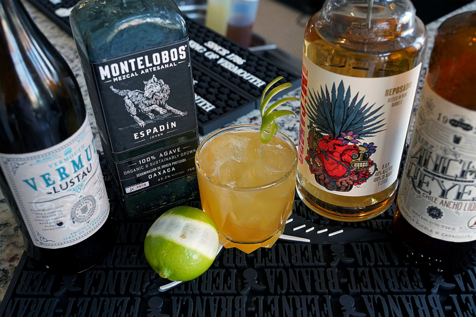 <strong>Ancho &amp; Lefty at Bar 409 has a number of ingredients but comes together quickly.</strong> (Submitted)