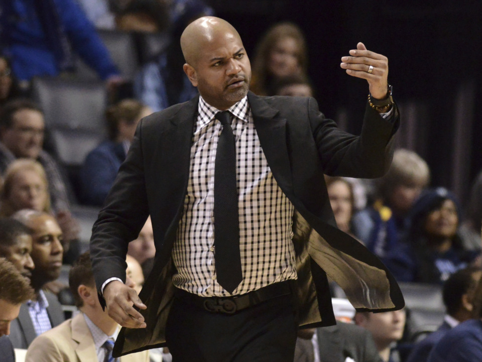 <strong>The Grizzlies have dismissed head coach J.B. Bickerstaff.</strong> (AP file photo)