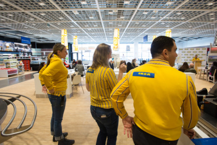 "<strong>IKEA is voluntarily opting out of receiving two years of an 11-year tax abatement from the Economic Development Growth Engine after failing to meet hiring and wage goals. EDGE president and CEO Reid Dulberger said Wednesday the Swedish retailer seems ""committed to making the Memphis store work."" </strong>(Daily Memphian file)"
