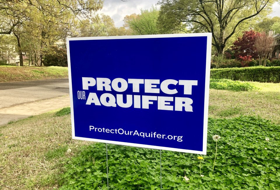 <strong>Protect Our Aquifer was organized in 2016 to support the Sierra Club's appeal of TVA's cooling water wells that tapped our drinking water aquifer. Today, it fights to keep Memphis' drinking water safe.</strong> (Submitted)