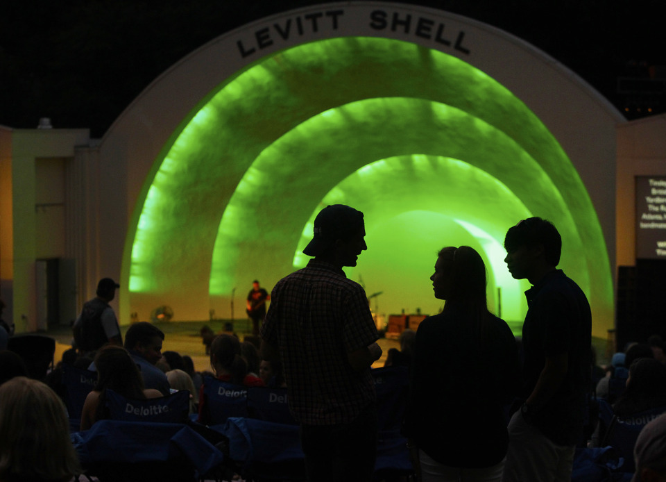 <strong>The North Mississippi Allstars will open the first half of the Levitt Shell's annual summer concert series on May 30. The free concert series will continue through late July, before returning again at the end of August. </strong>(Daily Memphian file)