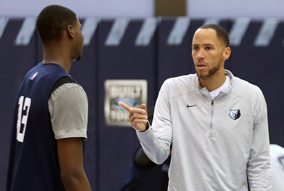 <strong>Tayshaun Prince has a new role in the Memphis Grizzlies front office as the revamping of franchise leadership continues to evolve.</strong><span> (Courtesy of Memphis Grizzlies)</span>