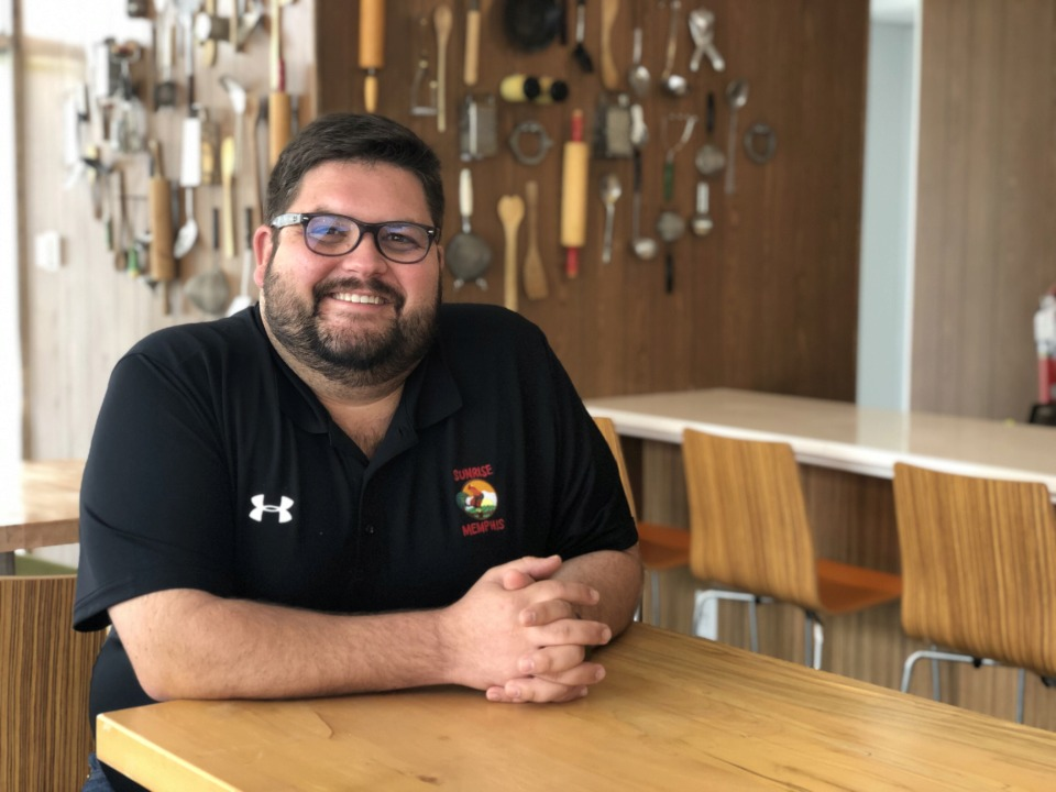 <strong>Ryan Trimm will open 3rd &amp; Court in the Indigo Hotel at the end of the month. Trimm also&nbsp;just reopened Sweet Grass with a new look and a new menu. &ldquo;It was just time to reboot it,&rdquo; Trimm said.</strong> (Jennifer Biggs/Daily Memphian)